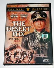 "Henry Hathaway ""The Desert Fox: The Story of Rommel"" 1951 Classic DVD"