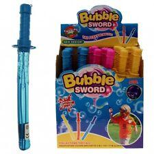 12 Seifenblasenschwert 27cm groß Seifenblasen für Kindergeburtstag Spielzeug
