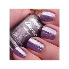 1 CHROME FINGERNAIL POLISH PURPLE) HOG QUARTZ SCHOOL 33968  Wet N Wild