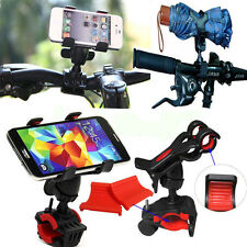 360 ° Mount Cycling Holder Stand Bicycle Bike Handlebar Clip For Mobile Phone