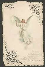 Holy Card Full Lace Christianity Beautiful Images Religious L@@K