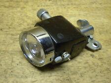 NOS VINTAGE Bicycle Generator & Light Assembly Schwinn Monark Higgins Huffman &
