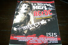 METAL HAMMER MAGAZINE 5/2009 AC/DC AMORPHIS EPICA THE OCEAN LACUNA COIL HACRIDE