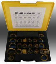 4C8253 (270-1533) YELLOW CATERPILLAR SILICONE O-RING KIT - MADE IN USA
