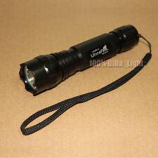 1pcs UltraFire 501B Xenon 7.4V 1Mode 130 Lumens Tactical Flashlight Torch
