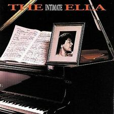 Intimate Ella (duets w/pianist Paul Smith) ~ Ella Fitzgerald CD