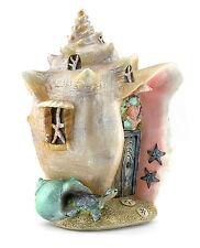 Miniature Tropical Conch Condo House GO 17506  Fairy Garden
