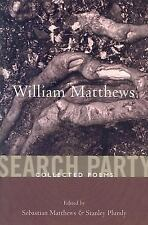 Search Party: Collected Poems-ExLibrary
