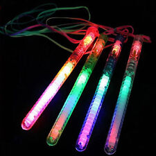 Practical 1pc LED Glow Stick Concerts Luminous Rainbow Sticks . Length : 21cm