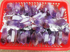 BIG ~ Natural AMETRINE Crystal Point Amethyst & Citrine Quartz DT GEM  WHOLESALE