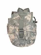 New US ARMY Military Surplus ACU MOLLE 1qt Canteen GP Utility Ammo Pouch BD