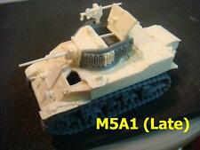 "1/72 M5A1 (Early or Late) ""Correction"" for Plastic Soldier Company M5A1"