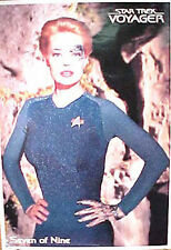 Star Trek Voyager Seven of Nine Poster