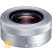 NEW PANASONIC G VARIO 12-32mm F/3.5-5.6 SILVER LENS Without box 4 GM1 GF7 G7 GX8