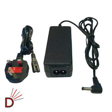 Ac Power Cargador 40w Para Hp Compaq Mini 110 210 700 Cq10 + Cable De Red De Cable