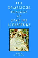 The Cambridge History of Spanish Literature, , Very Good condition, Book