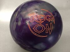 STORM REIGN ON  bowling  ball 15 LB. 1ST QUAL new ball in the box