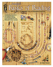 Beading and Jewelry Making Craft Book Katie's Basics Of Beading Bead Stringing