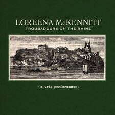 LOREENA MCKENNITT - TROUBADOURS ON THE RHINE  VINYL LP NEU