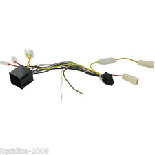 CT21PN06 PIONEER 16 PIN-ISO DEH-P 8600 MP Head Unit di ricambio Power Lead