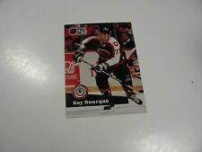 Ray Bourque 1991 NHL Pro Set (French) NHL All-Star card #296