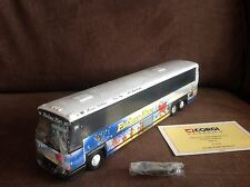 CORGI PETER PAN US BUS 98427 LIMITED EDITION MCI 102DL3 BIRTHDAY BUS USA