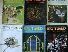 How it Works, 74 x How It Works Encyclopedia Magazines