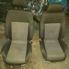 VW Golf MK4 Bora A3 Sport recaro bucket style interior Seats Black & Grey 5 DOOR