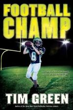Football Genius Ser.: Football Champ by Tim Green (2009, Hardcover)
