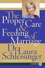 The Proper Care and Feeding of Marriage LP