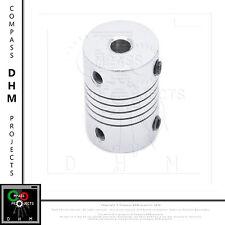 Coupler shaft OD19mm*25mm flexible - accoppiatore 5*5 - giunto in alluminio 5x5