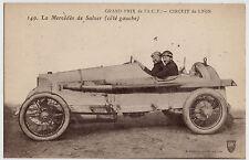 CPA -69-  LYON - G.P.de l' A.C.F.  La Mercédès de SALZER (côté gauche).