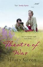 Theatre of War (Follies 3), By Hilary Green,in Used but Acceptable condition