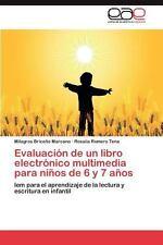 Evaluación de un Libro Electrónico Multimedia para niños de 6 y 7 Años by...