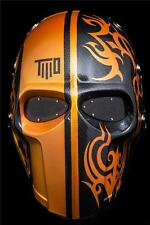 ONIMARU MASK PAINTBALL AIRSOFT HALLOWEEN HELMET PROP ARMY OF TWO TRIBAL NO.3