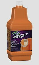 New! SWIFFER Wet Jet Wood & Laminate Floor Cleaning Solution Refill 1.25 L 23682