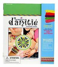 Les Bracelets D'Amitie: L'ensemble complet (Trousses Pour Enfants) (French Editi
