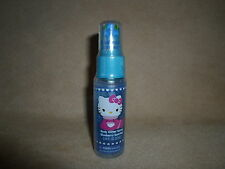0.74 Oz. Sanrio Hello Kitty Blueberry Body Glitter Spray, BRAND NEW & SEALED!!