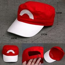 CAPPELLO POKEMON GO COSPLAY HAT CAP BERRETTO ASH KATCHUM GAME ANIME GIOCO #1