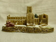 Lilliput Lane Fountains Abbey 09 Christmas Special The British Collection L3186
