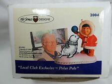 2004 Ed Seale Designs Polar Pals Local Club Exclusive Worked for Hallmark