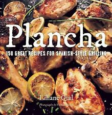 Plancha: 150 Great Recipes for Spanish-Style Grilling-ExLibrary