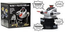 Money Protection Unit Money Box Robot Guard Euro Coin Saving Up Boys Gift