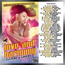 LOVE & HARMONY REGGAE LOVERS ROCK & CULTURE MIX CD 2014
