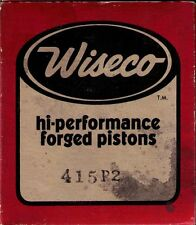 Wiseco 415P2 Piston 250 Bultaco 77-79 Astro .020 over w/ Rings 2776LC   990819
