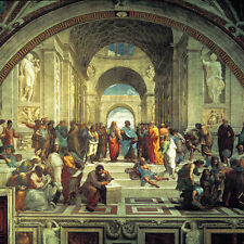 "Chamberart Jigsaw Puzzle 1,000pcs [Paper] 28.9*20"" (73.5*51cm) School of Athens"