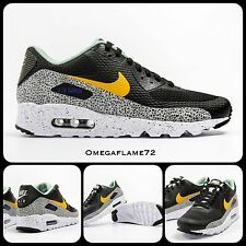 Sz 8.5 Nike Air Max 90 Safari Ultra Essential Men's Running Shoes 819474-008