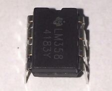 LM358 LM358N  Power Dual Operational Amplifier 20pcs