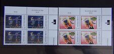 Finland 1997 Europa Tales & Legends set in Blocks of 4 MNH