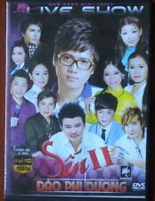 DAO PHI DUONG LIVE SHOW DVD ,VIETNAMESE, 2 DISC HIGH QUALITY PICTURE & SOUNDS